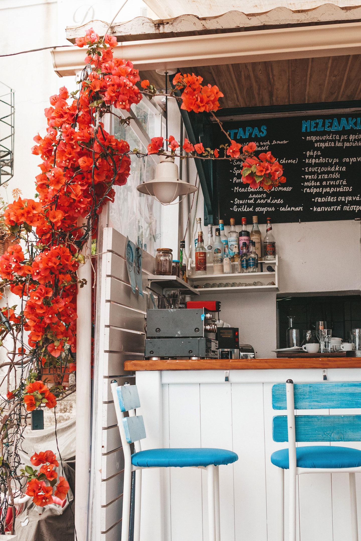 Island Tapas Bar Parga