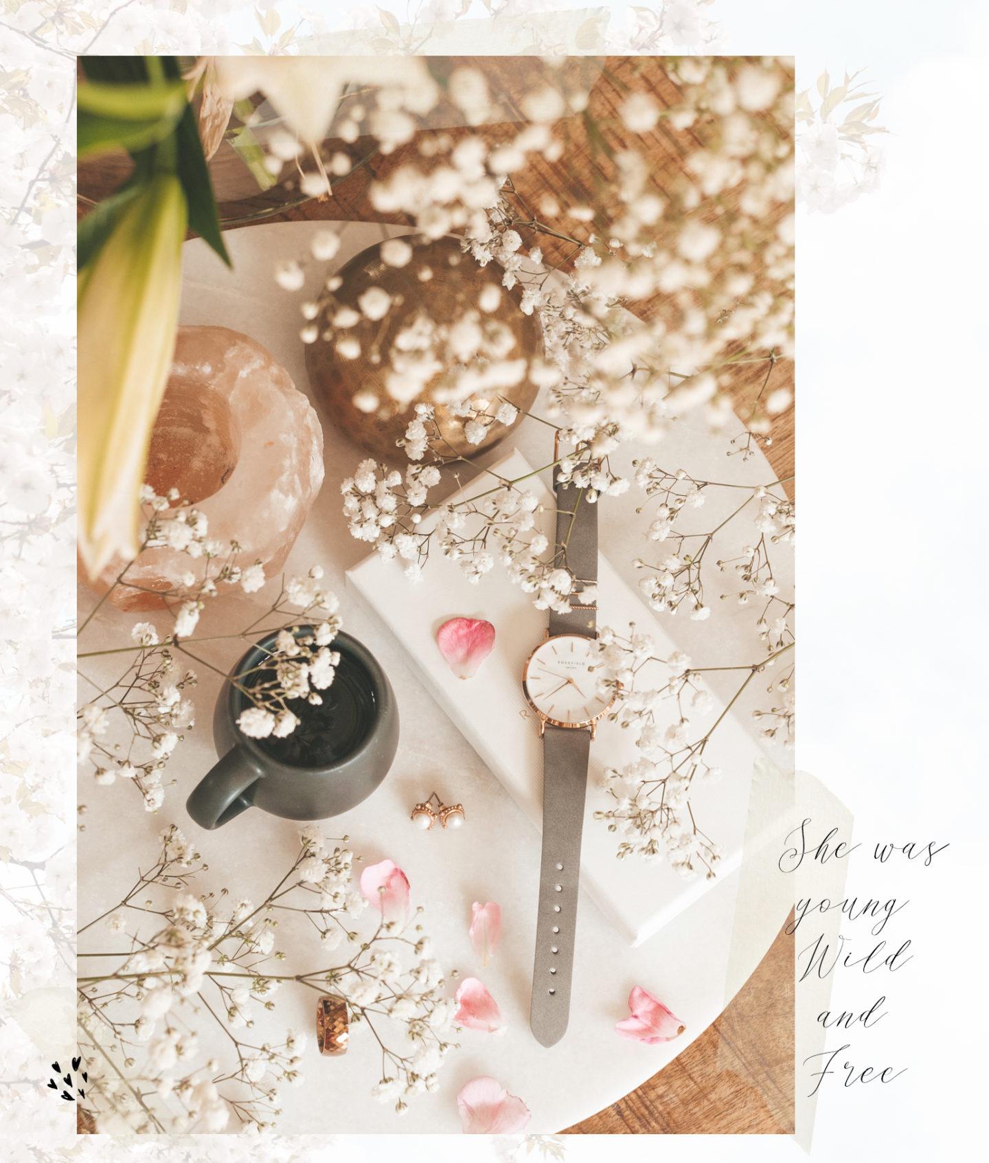 Rosefield horloge linda's wholesome life