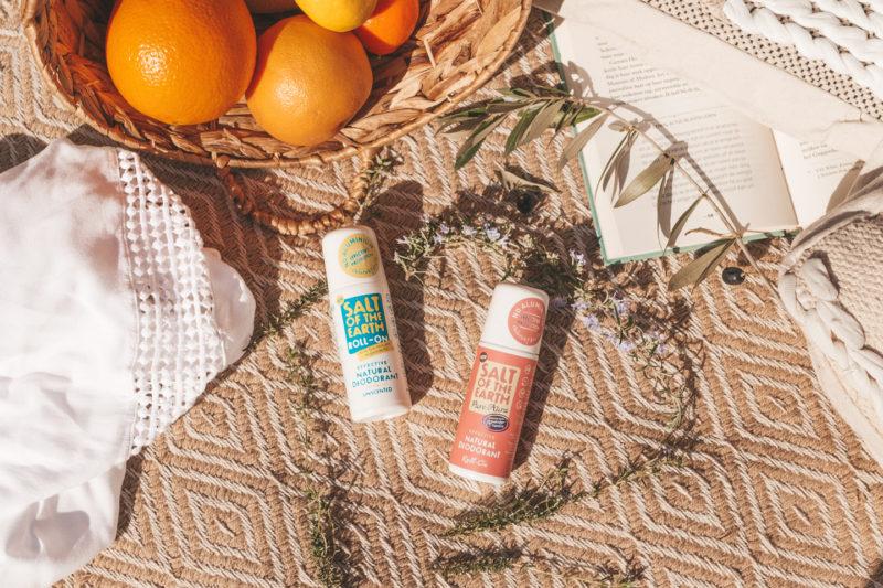Salt of the Earth Roll-on deodorant