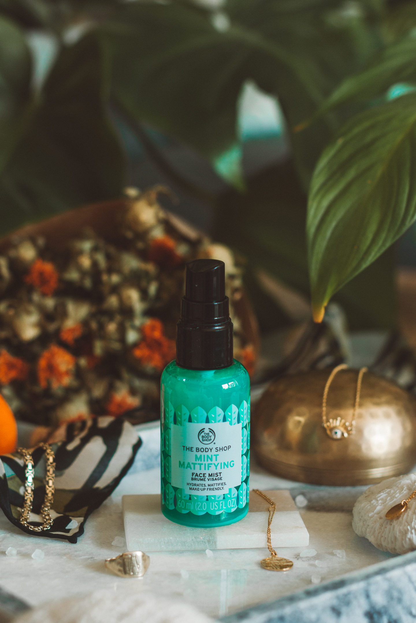 The Body Shop Face mist vegan