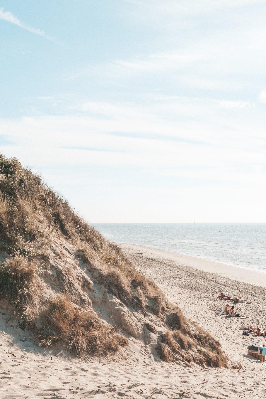 Nieuw-Haamstede Zeeland strand