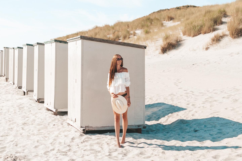 Burgh-Haamstede Zeeland strand