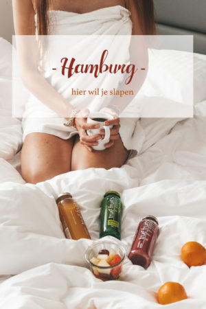 Slapen in Hamburg