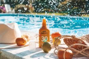 Best getest: Kruidvat Solait High Sun Spray met SPF30