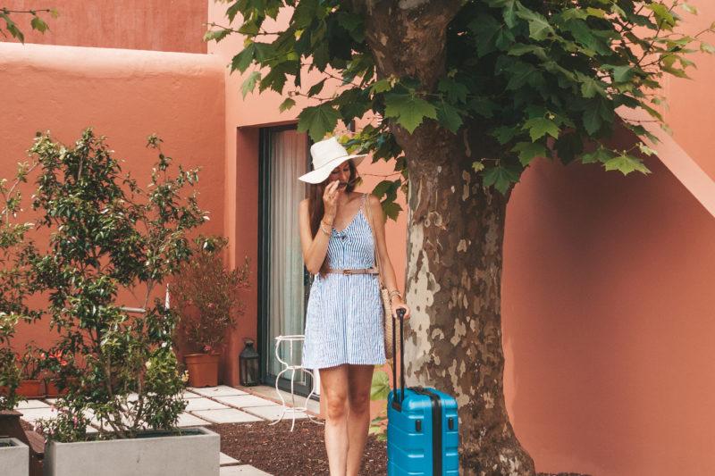 10 tips om minimalistisch in te pakken   + SININ Koffer