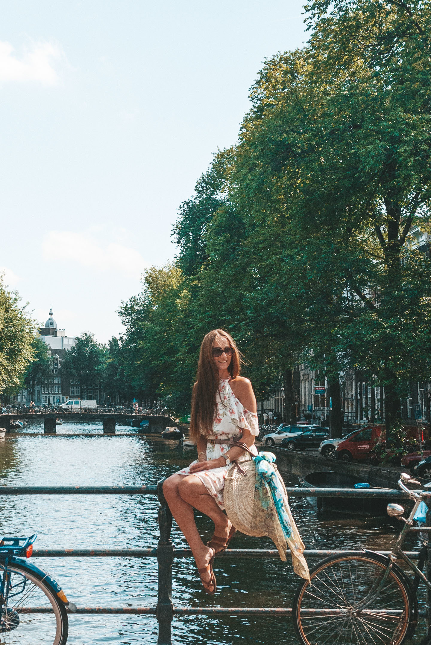 Amsterdam boho summer shoot