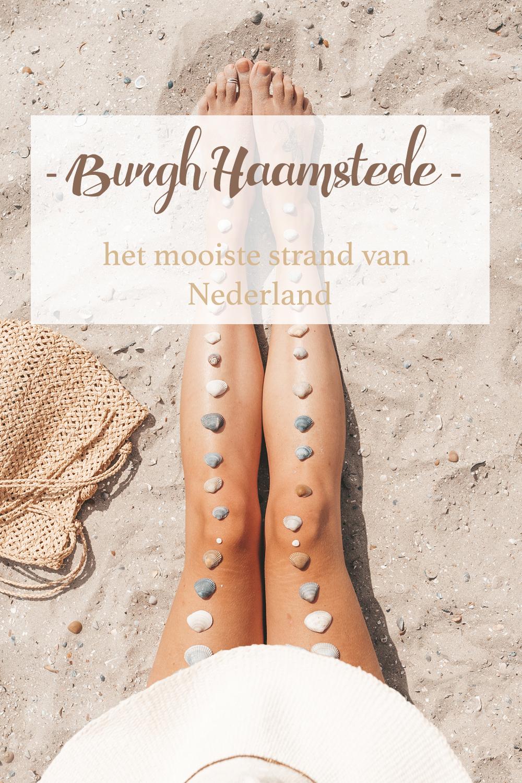 Burgh-Haamstede Zeeland mooiste strand van Nederland