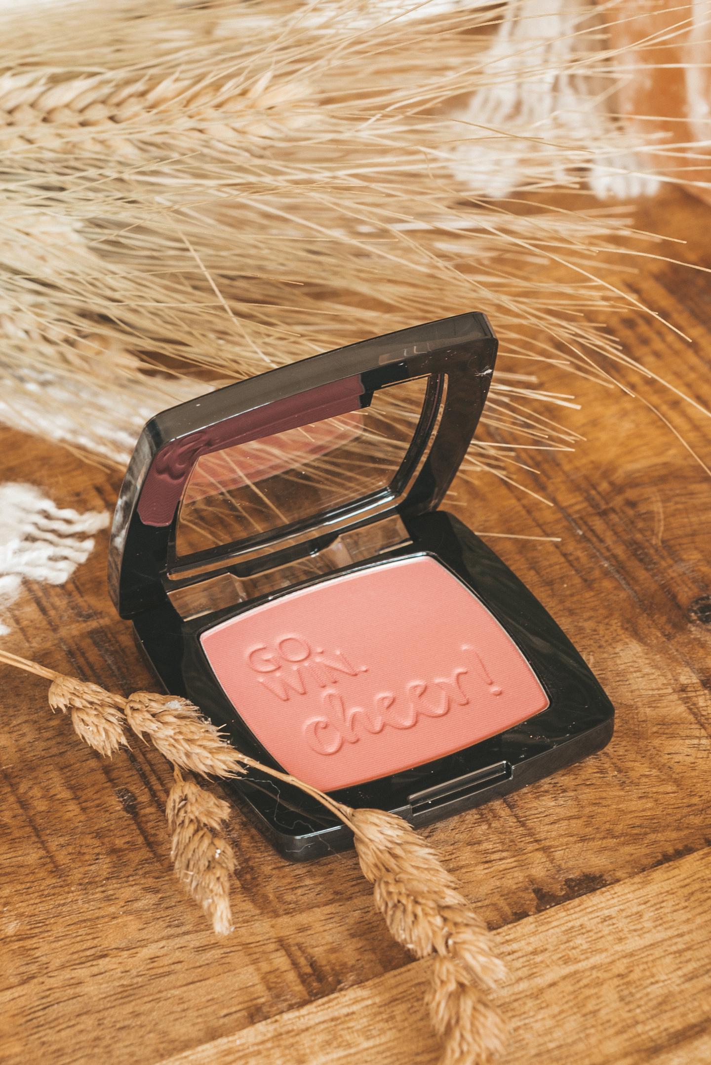 Blush box Catrice 020 Glistening Pink