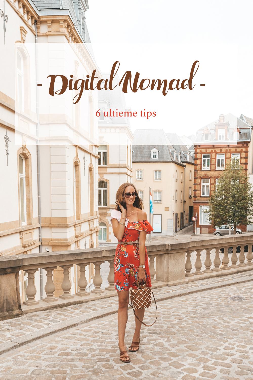 zo word je een Digital Nomad