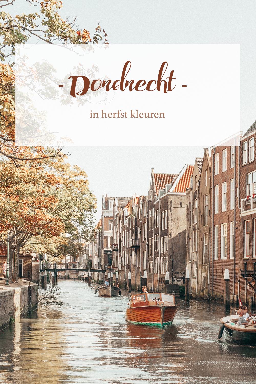 Dordrecht herfst