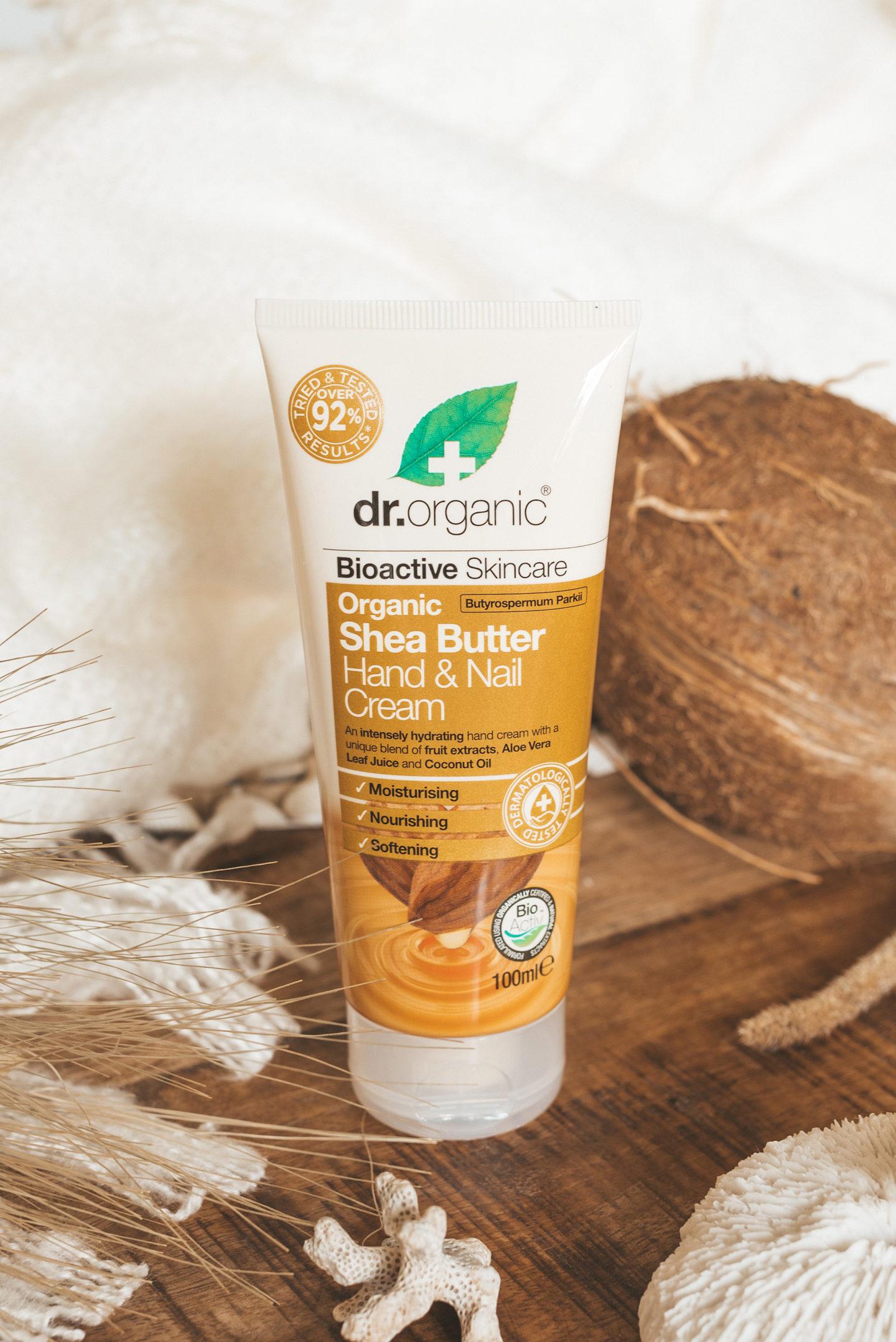 Dr Organic Shea Butter Range