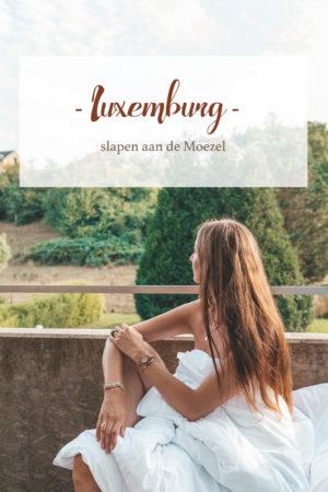 Luxemburg slapen aan de Moezel