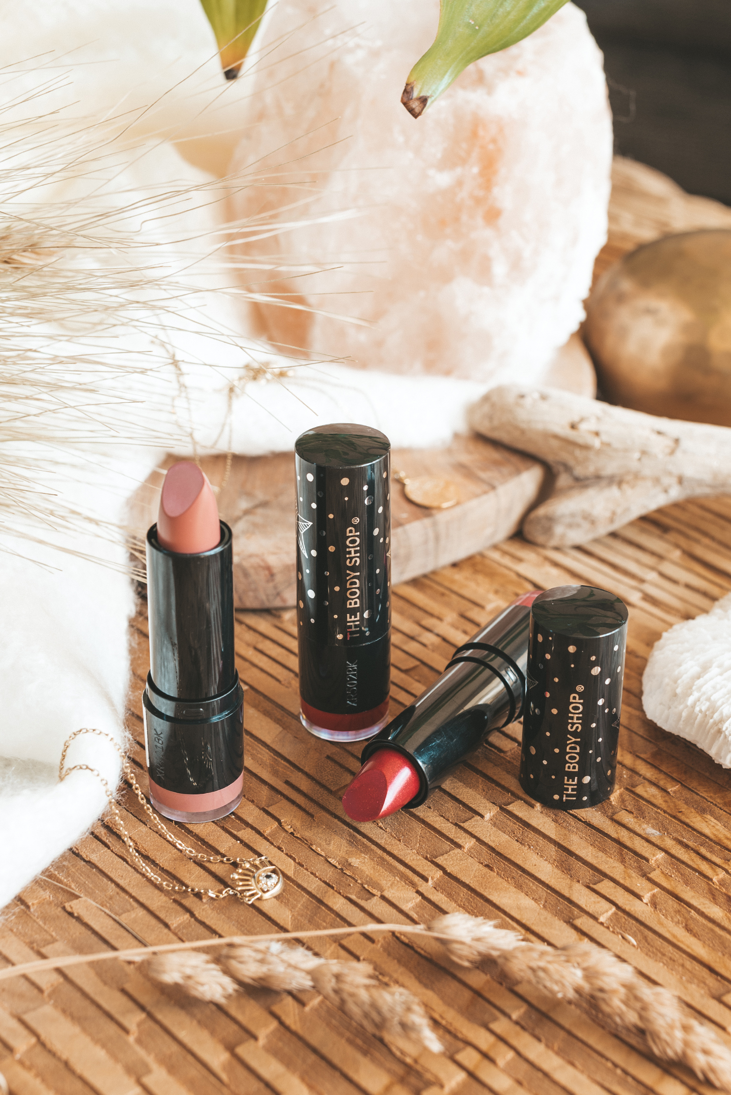 Colour Crush Lipsticks The Body Shop