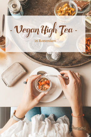 The Tea Lab vegan high tea