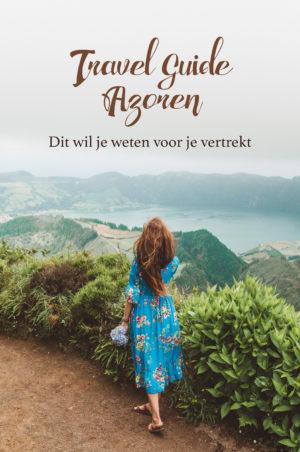 Travel Guide Azoren