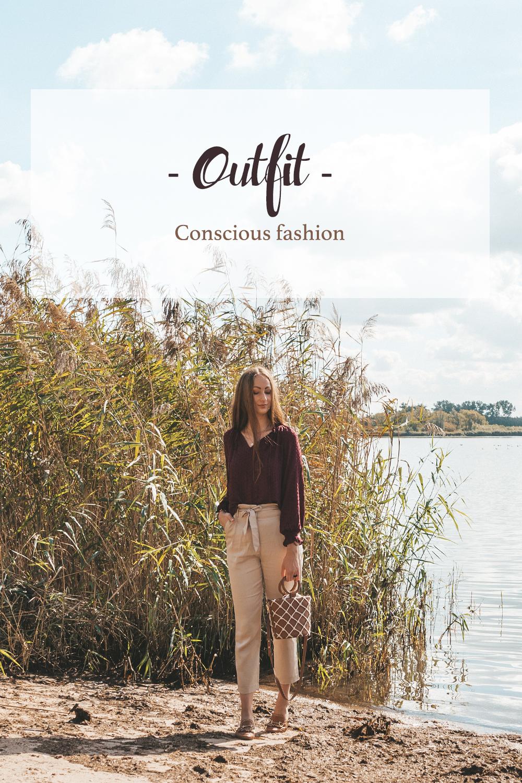Conscious outfit Dag van de Duurzaamheid