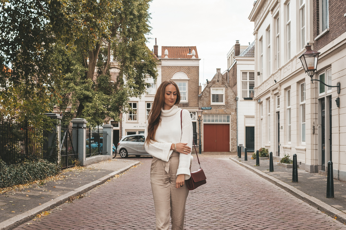 Het oude centrum van Dordrecht