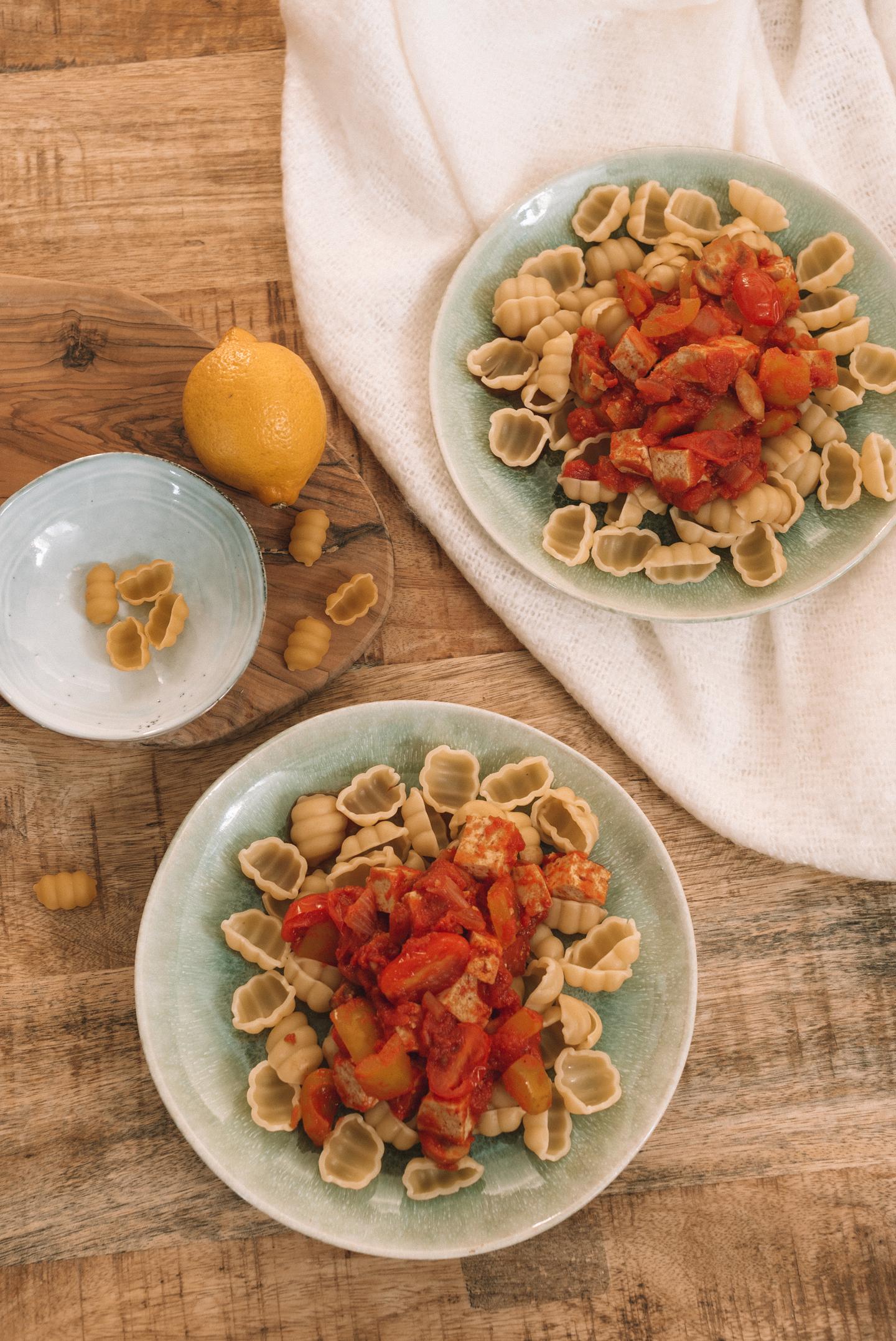vegan Gnocchi recept