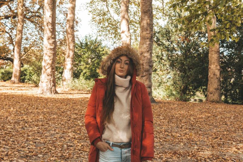 Herfst outfit – laagjes & nieuwe winterjas