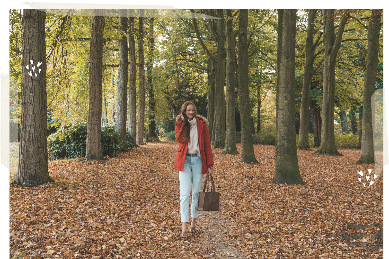 Style Italy winterjas herfst outfit