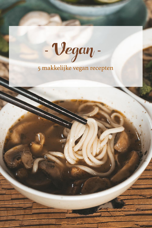 Vegan makkelijke recepten | Linda's Wholesome Life