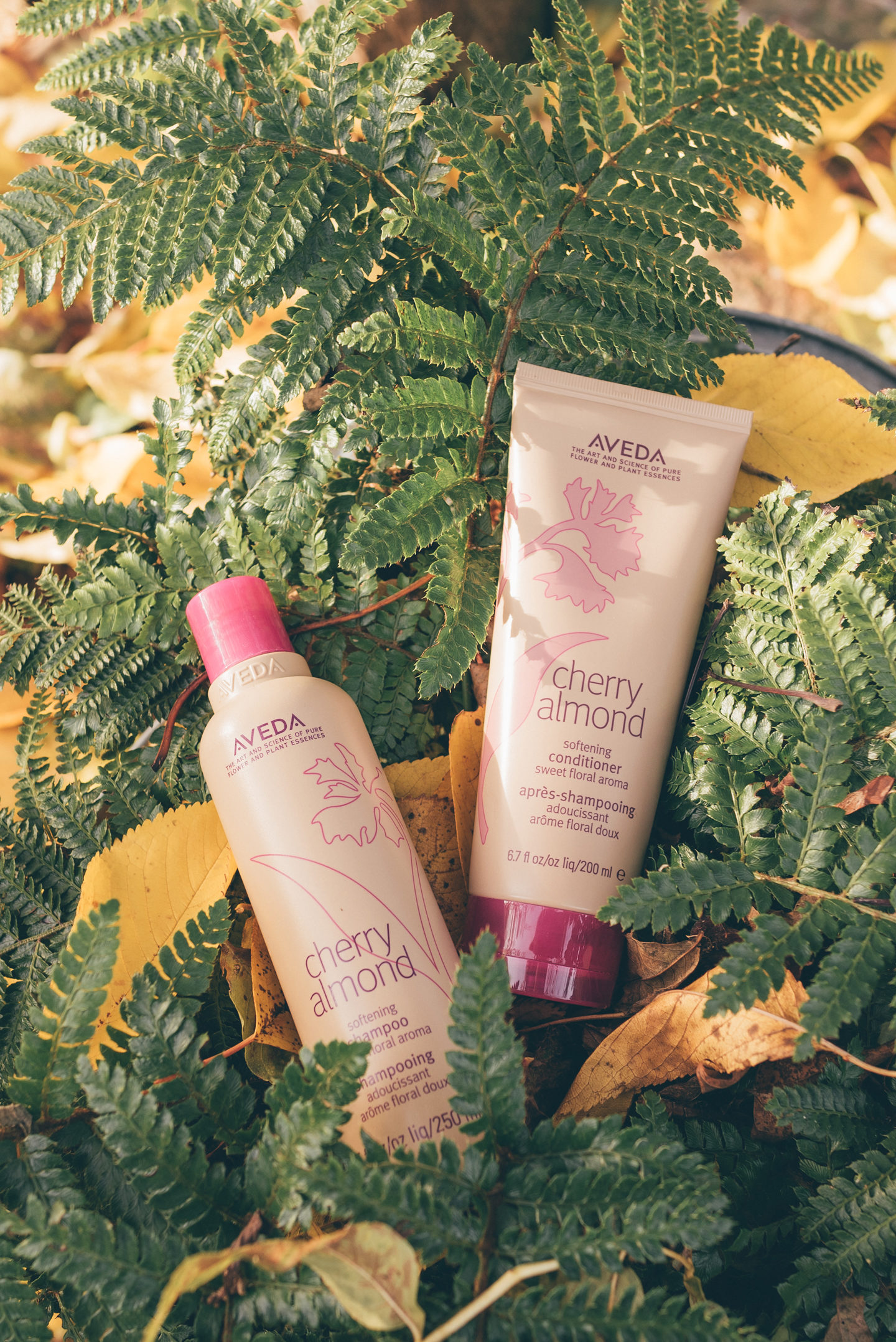 Aveda Cherry Almond collection