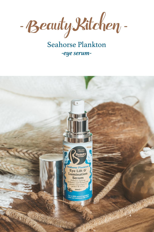 Beauty Kitchen Seahorse Plankton Eye Lift & Lumination Serum review