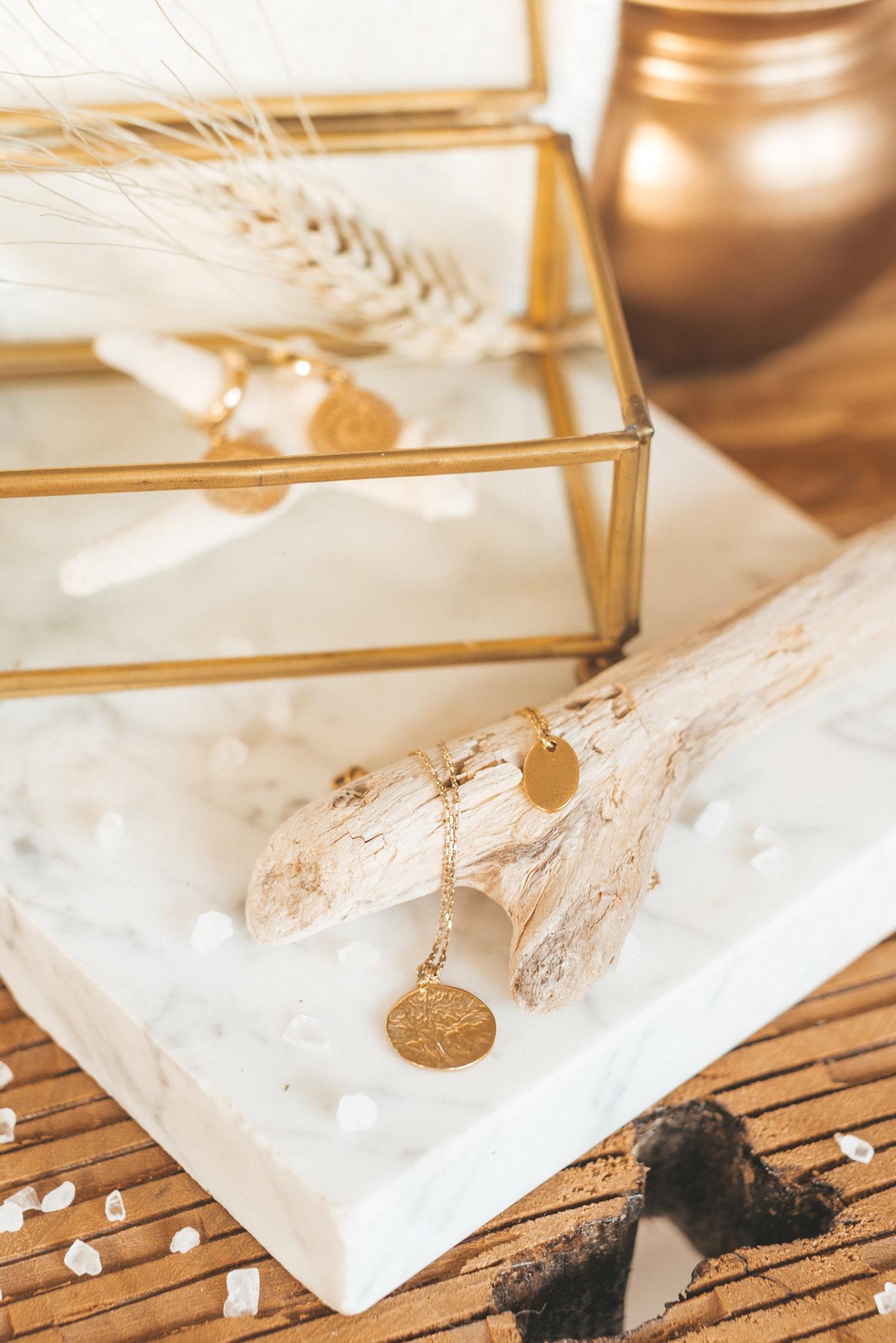 Gift Guide Sustainable Jewelry Neinties