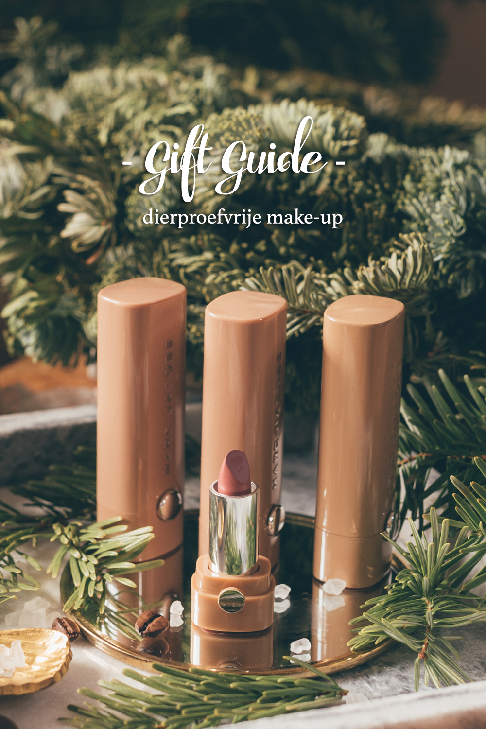 Gift Guide Cruelty Free Beauty Linda's Wholesome Life