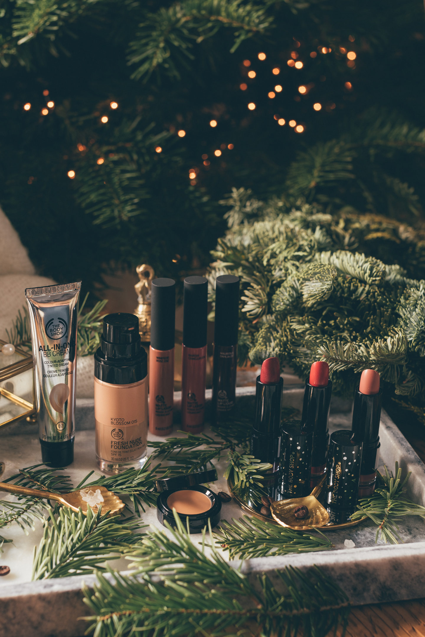 Gift Guide Cruelty Free Beauty Linda's Wholesome Life The Body Shop