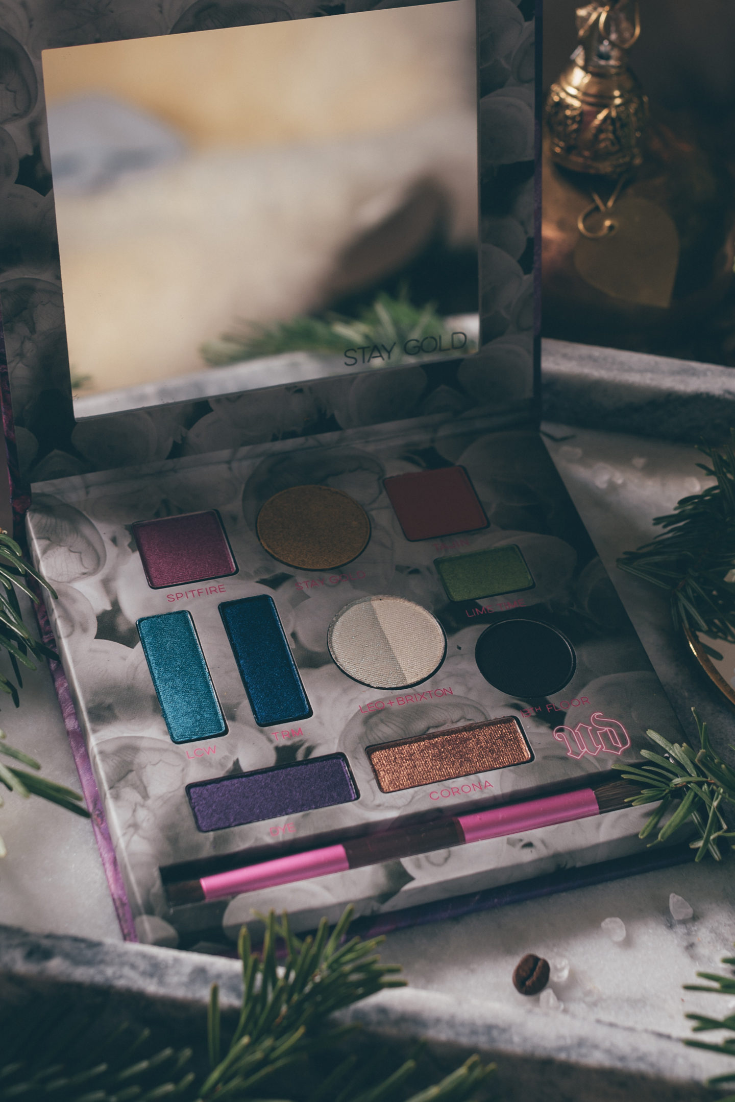 Gift Guide Cruelty Free Beauty Linda's Wholesome Life Urban Decay