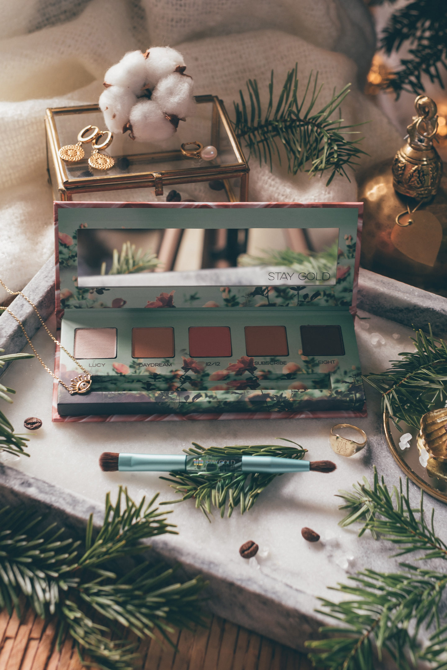 Gift Guide Cruelty Free Beauty Linda's Wholesome Life Stay Gold