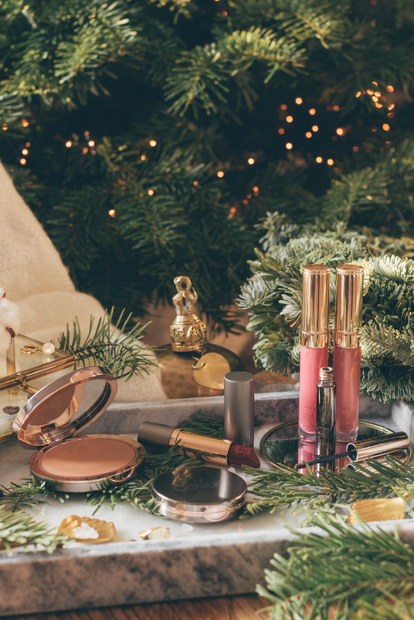 Gift Guide Cruelty Free Beauty Linda's Wholesome Life Delilah