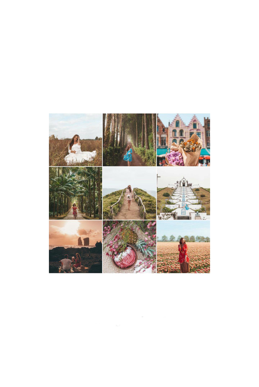 Instagram Best 9 2018 Linda's Wholesome Life