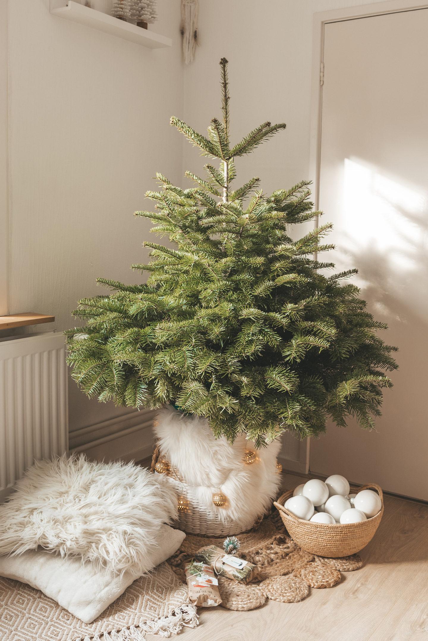 Boho & Minimal Christmas Tree