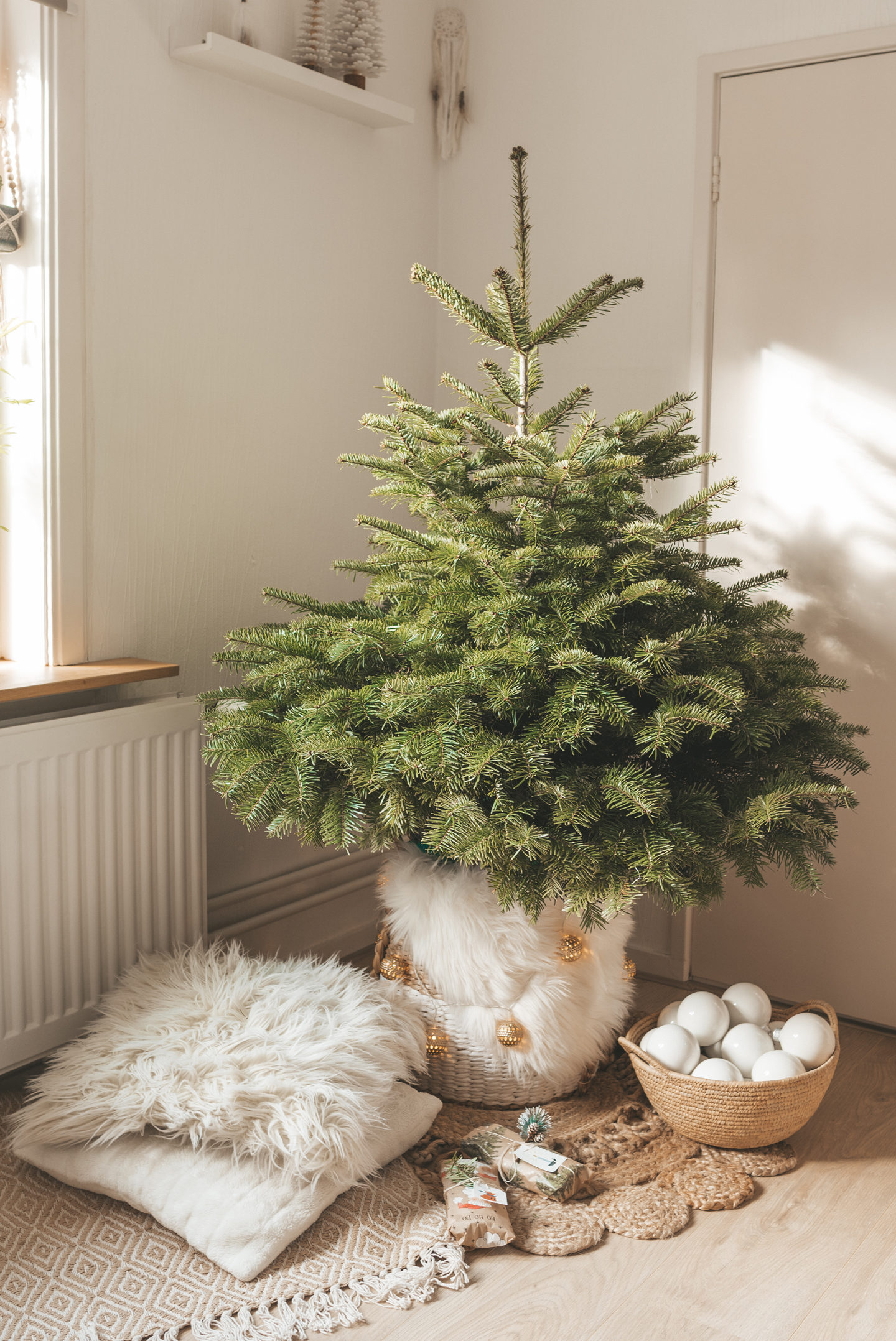 Boho & Minimal Christmas Tree Kerstboom