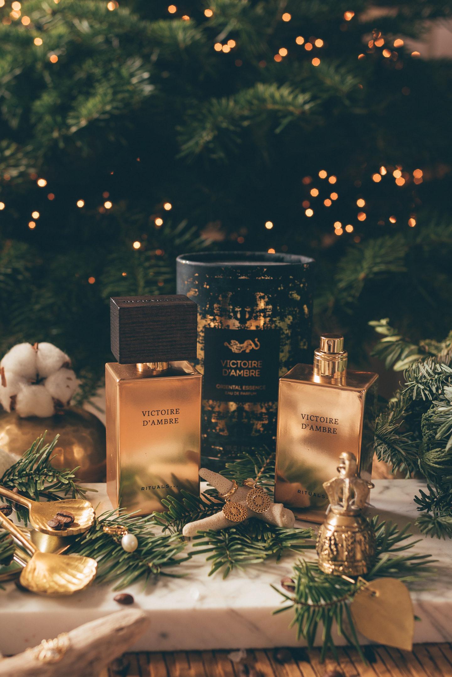 Rituals dierproefvrij parfum Victoire D' Ambre