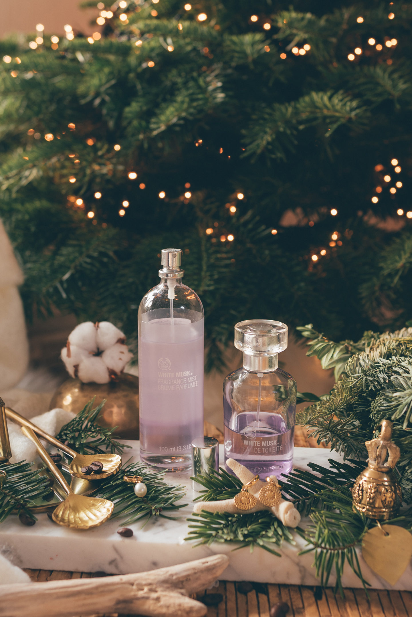 Gift Guide dierproefvrije parfums The Body Shop