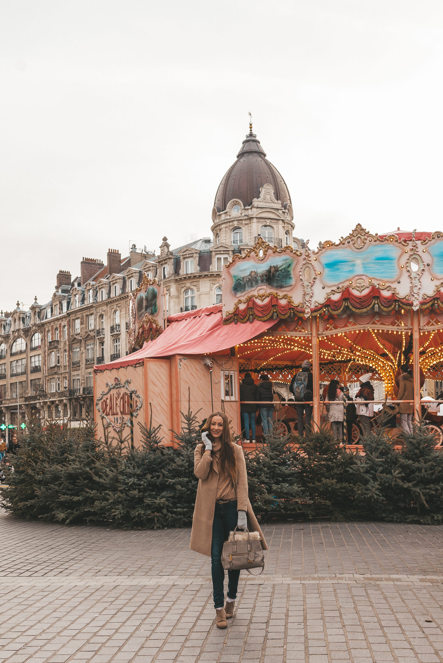 Lille France Christmas
