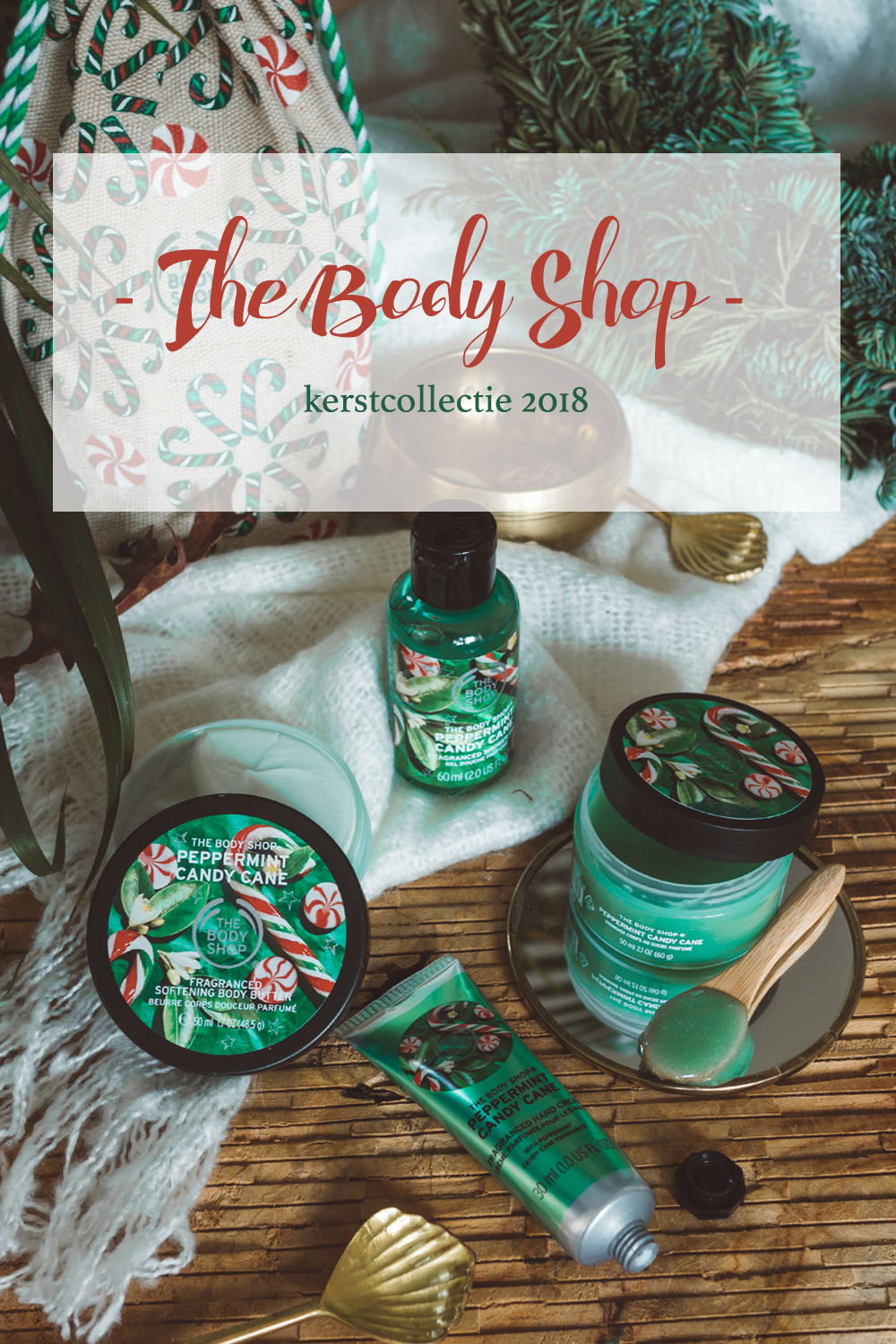The Body Shop Kerstcollectie 2018 Enchanted by Nature