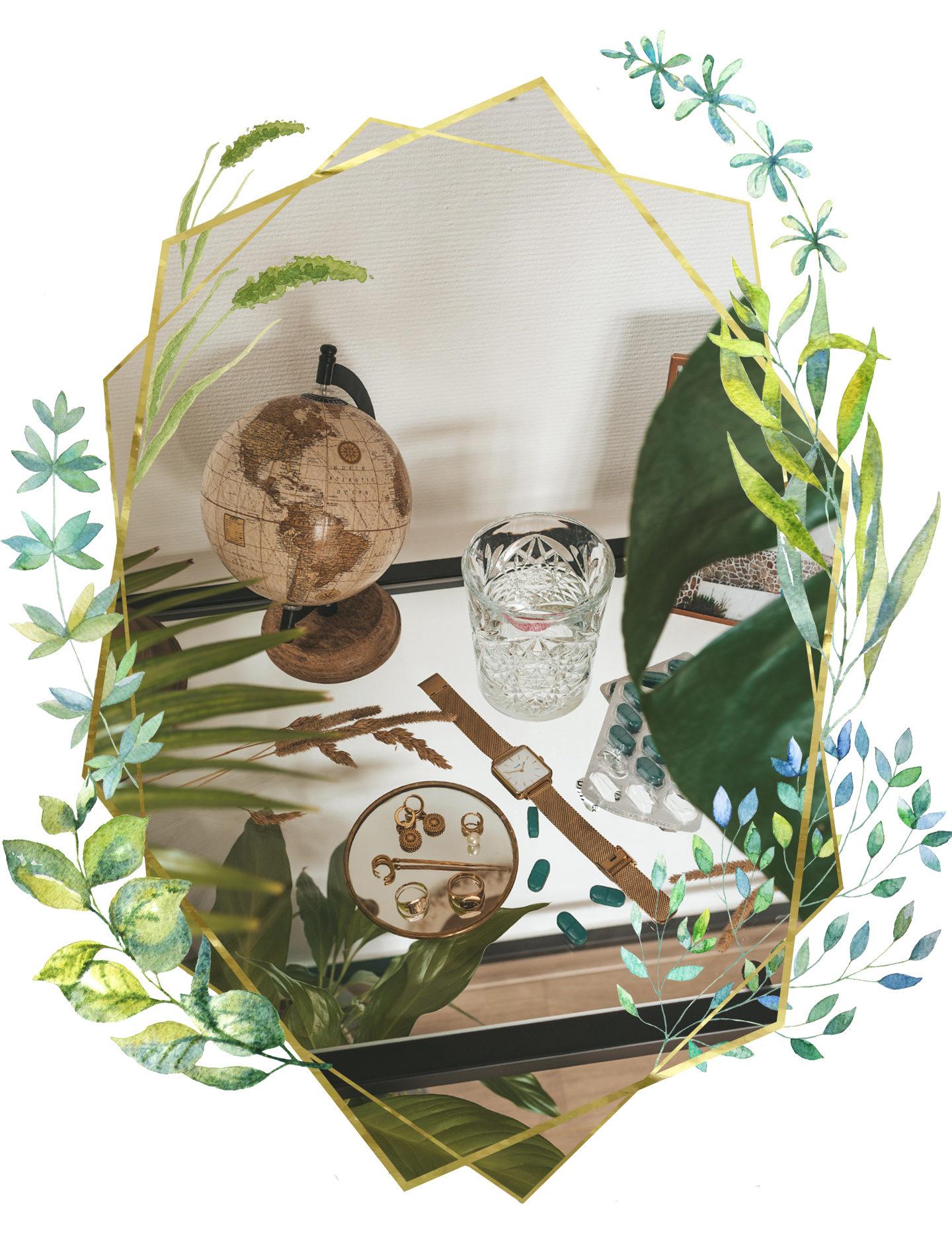 Self Love Routine Linda's Wholesome Life Physalis Echinacea forte