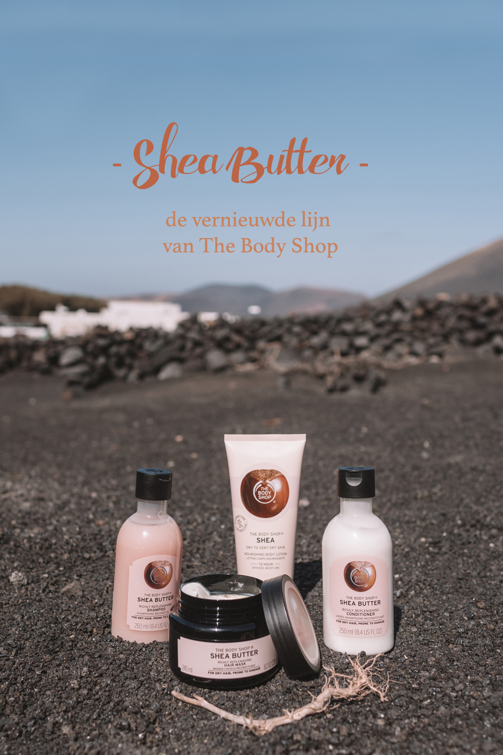 The Body Shop Community Trade- Shea butter