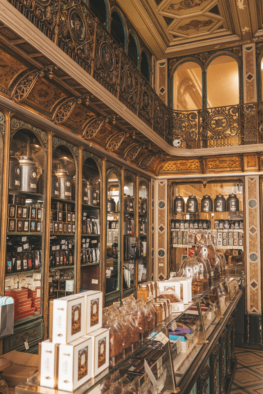 Lille Frankrijk Rijsel city trip Maison Méert