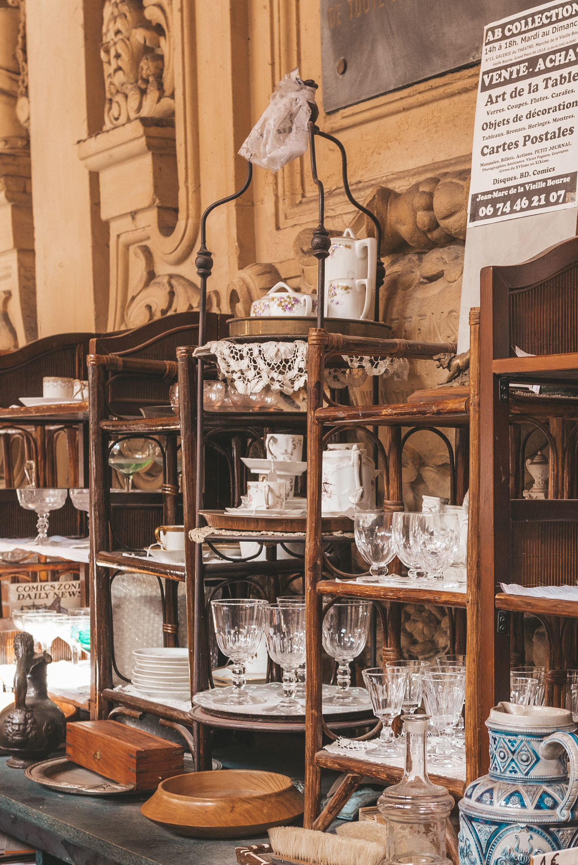 Lille Frankrijk Rijsel city trip antiek Boekenmarkt