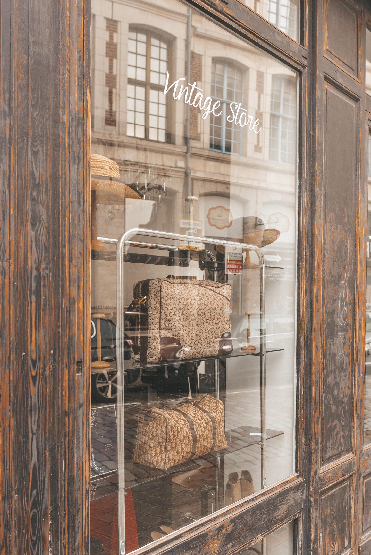 Lille Frankrijk Rijsel city trip Vintage Store