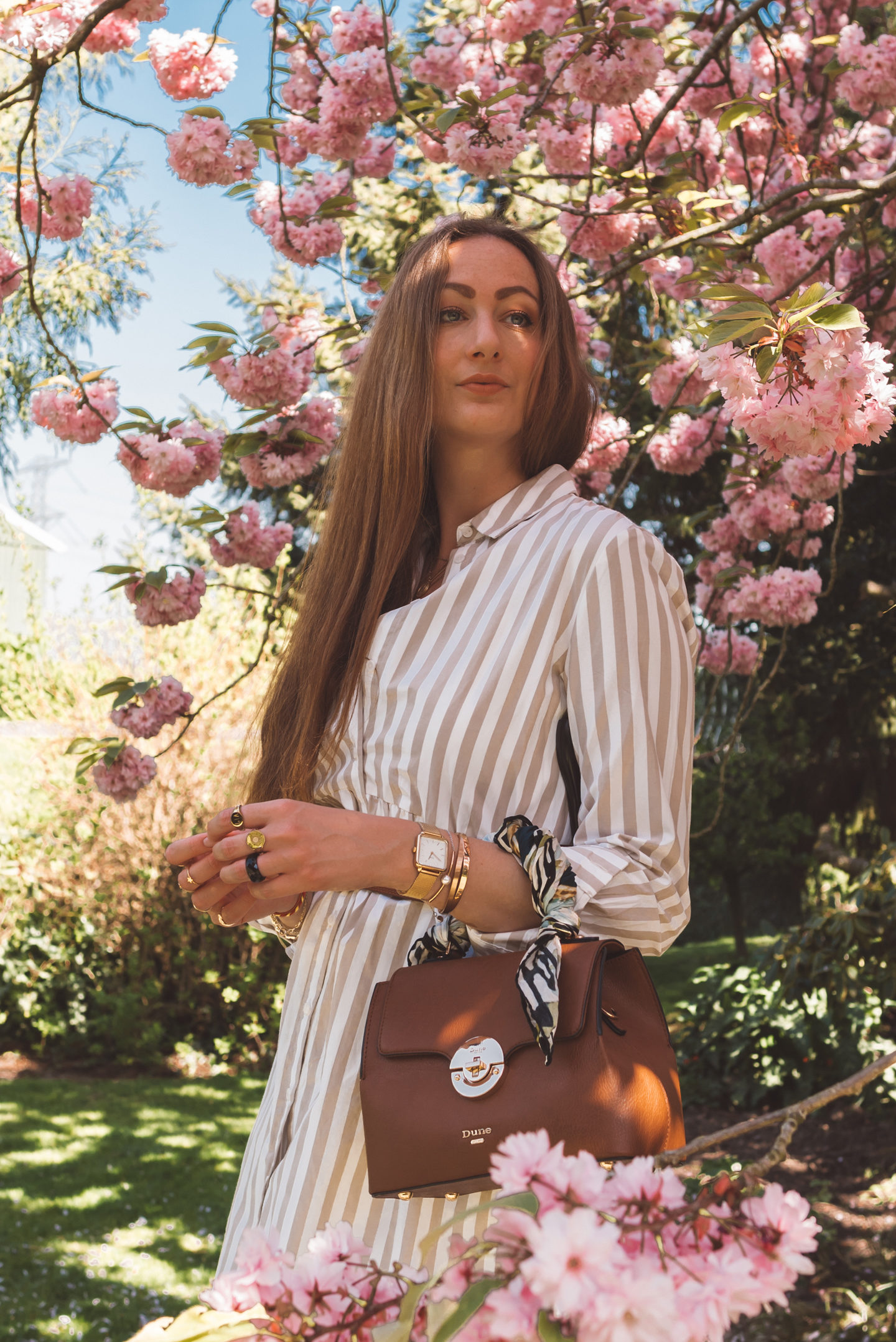 Dune London Bag vegan neutrals for spring