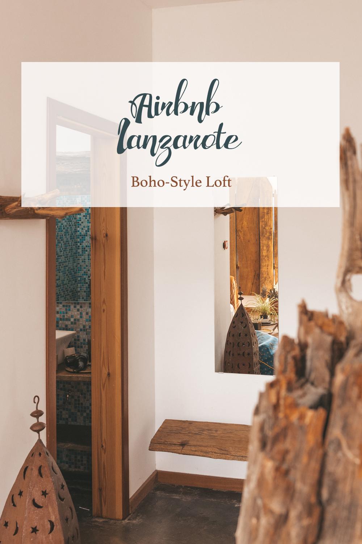 Apartamento Estudio Lyra Nazaret Lanzarote Airbnb Pinterest