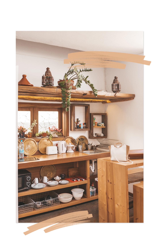 Apartamento Estudio Lyra Nazaret Lanzarote Airbnb Boho-style loft
