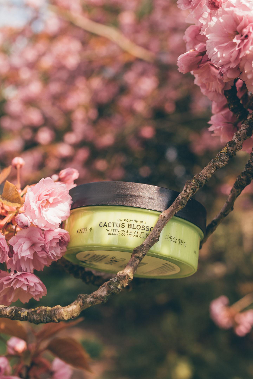 Cactus Blossom The Body Shop
