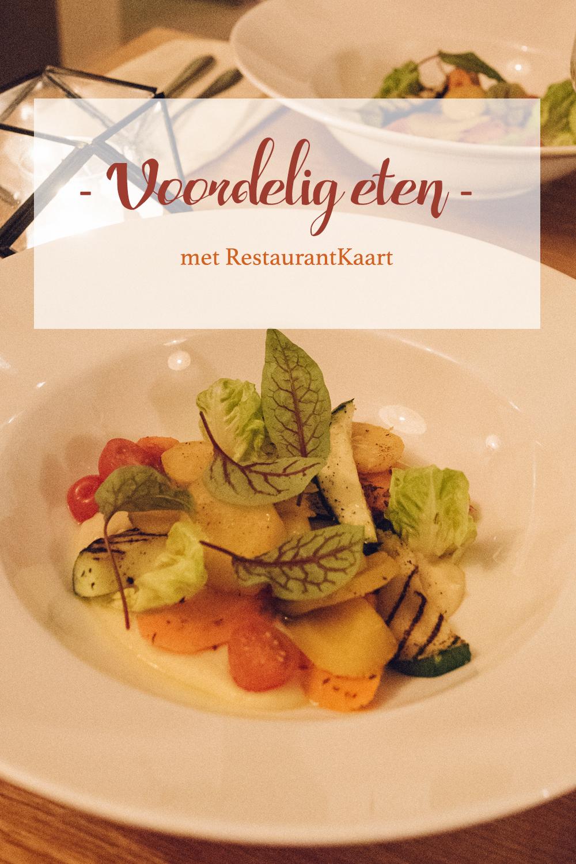Voordelig uit eten met RestaurantKaart Leiden vegan